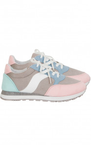 Sneakers Soft Pastel