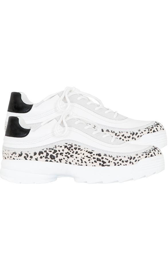 2faf3a361d17d5 Leopard Dad Sneakers | Themusthaves.nl