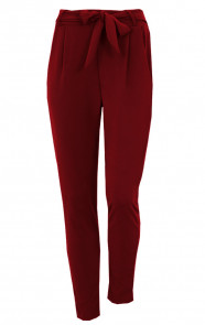 Basic-Strik-Broek-Bordeaux-1