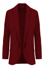 Blazer-Basic-Bordeaux-1