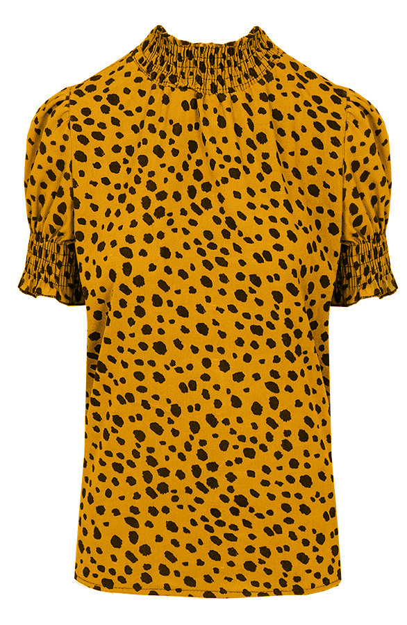 Cheetah-Col-Top-Oker
