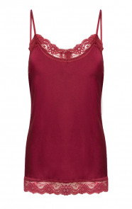 Lace-top-bordeaux