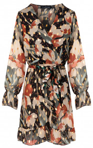 Leaves-Jurk-Multicolor