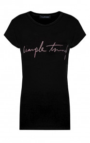 Simple-Things-Top-Zwart-Roze