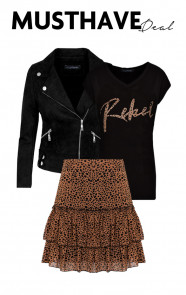 Musthave Deal Cheetah Rebel