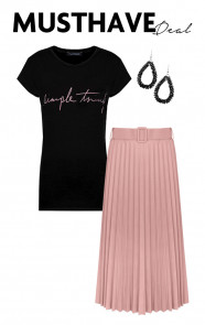 Musthave-Deal-Simple-Roze