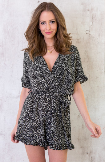 Leopard-Playsuit-Zwart-3