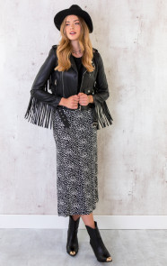 Fringe-Leather-Jacket-Zwart-5