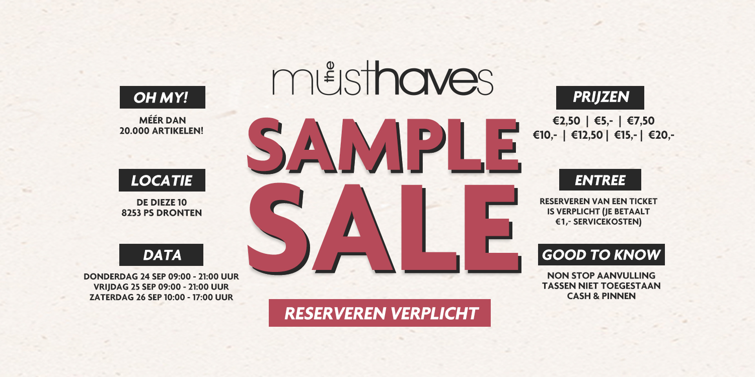 sample-sale-dameskleding