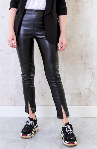Leather-Pants-Split-Black-5