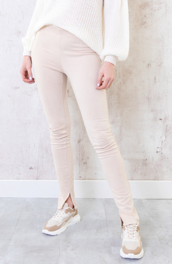 Suedine-Pants-Split-Beige-1