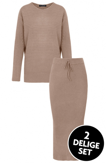 Co-ord-Dames-Taupe