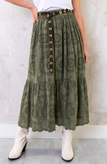 Maxi-Embroidery-Rok-Army-8