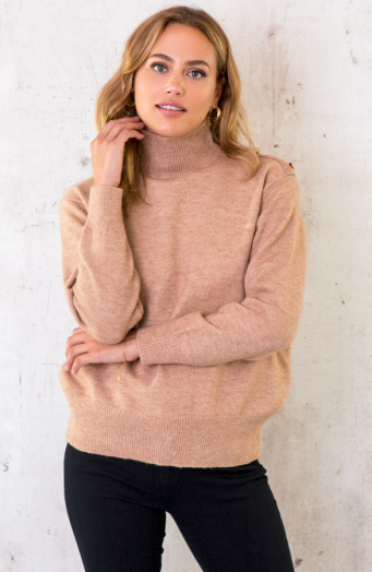 Button-Col-Sweater-Camel-4