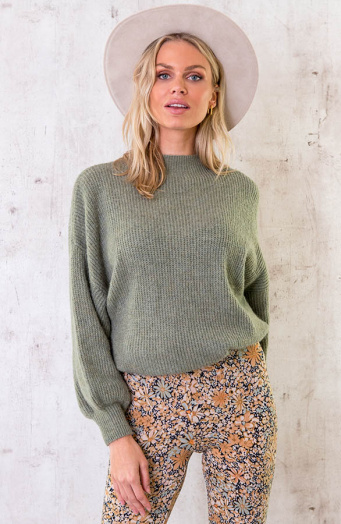Essential-Knitted-Sweater-Dust-Green-4